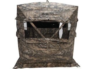 BOG Sitting Height Ground Blind Realtree Excape