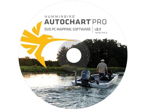 Humminbird AutoChart PRO PC North America