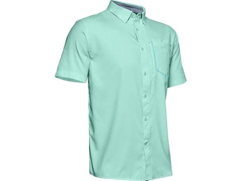 Under Armour Men's High Tide Short Sleeve Shirt Polyester