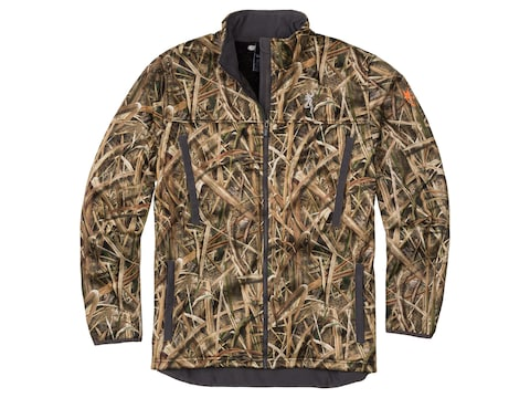 Browning Men's Wicked Wing High Pile Fleece Insulated Jacket Polyester