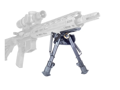 "Badger Ordnance Enhanced Harris S- BRM Bipod 6"" to 9"" with LPHM M-Lok Low Profile Bipod..."