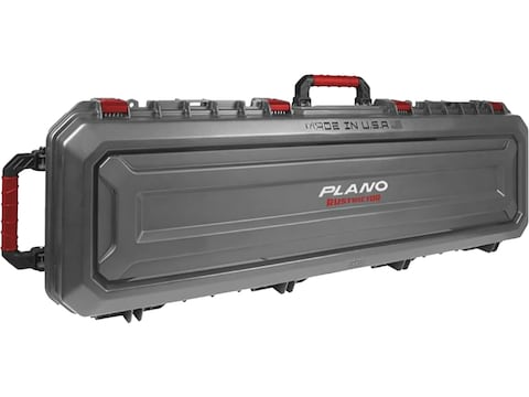 Plano AW3 All Weather Rifle Case with Rustrictor Polymer Black