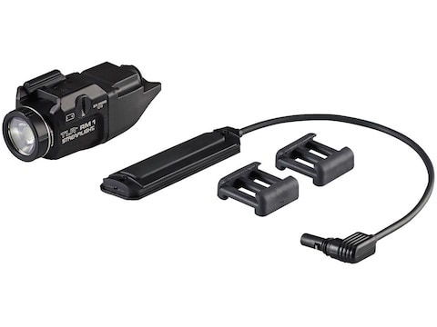 Streamlight TLR RM 1 Weapon Light LED Kit with 1 CR123A Battery Aluminum Black