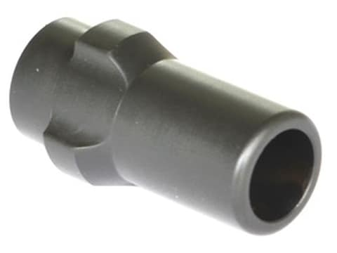 "Griffin Armament 3-Lug Suppressor Mount 1/2""-28 9mm Stainless Steel Nitride"