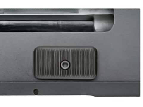 GG&G Tactical Bolt Release Pad Remington Tac-13, 12 Gauge Steel Matte