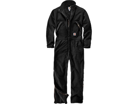 Carhartt Men's Washed Duck Insulated Coveralls