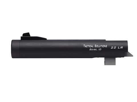 """Tactical Solutions Trail-Lite Barrel Browning Buck Mark 22 Long Rifle 1 in 16"""" Twist 5-..."""