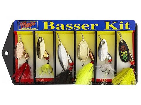 Mepps Basser Kit Dressed 6PK
