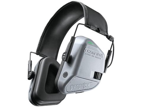 Champion Vanquish Pro Electronic Earmuffs (NRR 22dB)