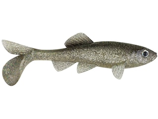 Berkley PowerBait Sick Fish 3 Swimbait Green Back