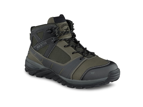 "Irish Setter Rockford 5"" Hiker Style Work Boots"