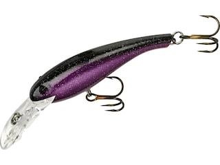 Cotton Cordell Wally Diver CD5 Crankbait Purple Demon