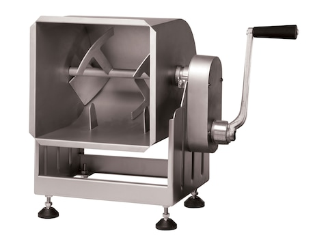 LEM 50 lb Tilting Meat Mixer Manual or Motorized Stainless Steel
