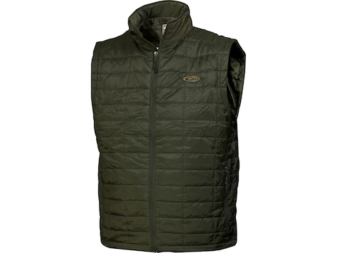 Drake Men's Synthetic Down Pac-Vest Polyester