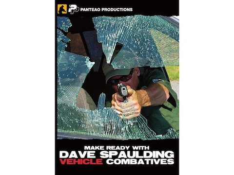 """Panteao """"Make Ready with Dave Spaulding: Vehicle Combatives"""" DVD"""