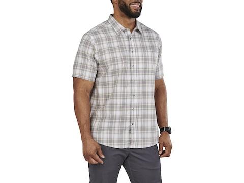 5.11 Men's Wyatt Plaid Short Sleeve Shirt