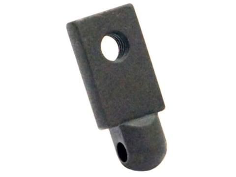 Accu-Shot Monopod Sling Loop to Sling Stud Adapter M1-A, AR-15, AR-10 Steel Black