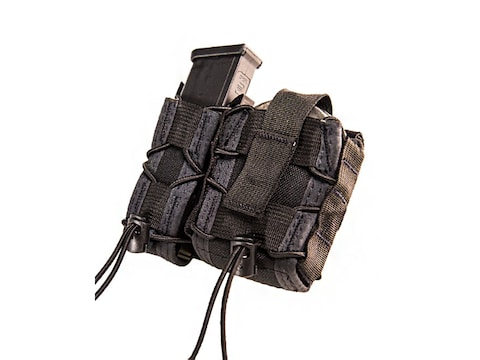 High Speed Gear LEO Taco MOLLE Handcuff and Pistol Magazine Pouch Nylon