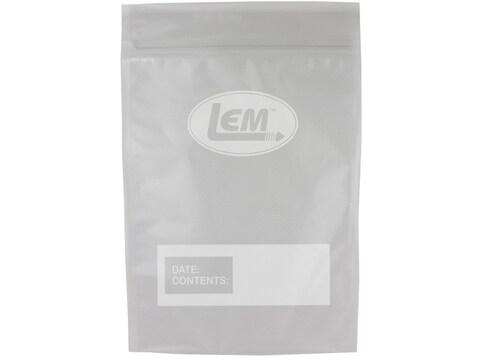 LEM MaxVac Resealable Vacuum Bags with Zipper