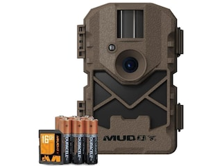 Muddy Outdoors Pro Cam Trail Camera 20 MP Combo