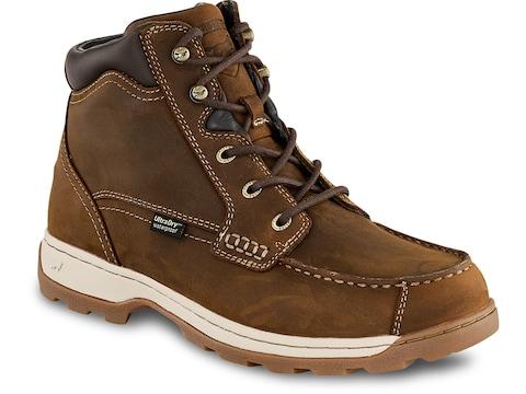 Irish Setter Soft Paw Chukka Hiking Boots Leather Men's