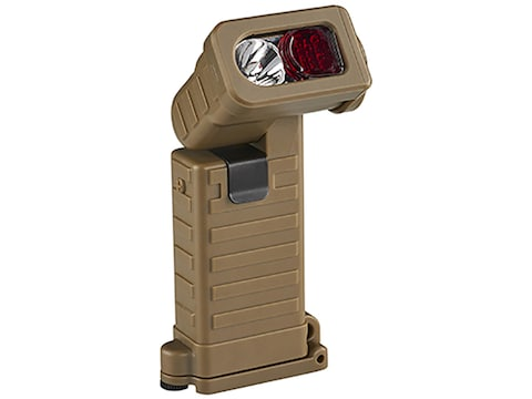Streamlight Sidewinder Boot Flashlight LED with 2 AA Batteries Polymer Coyote