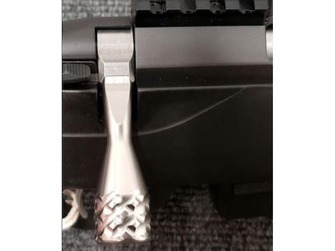 Mountain Tactical Bolt Handle Diamond Cut Tikka T1x Stainless Steel