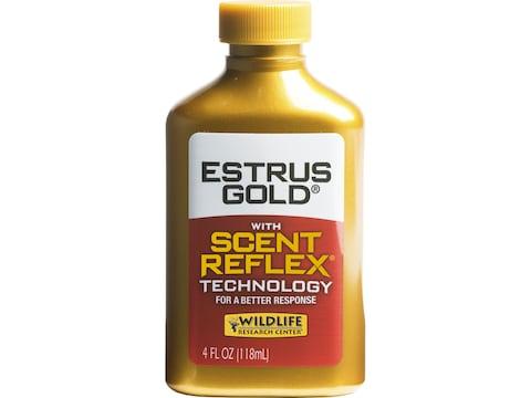 Wildlife Research Center Estrus Gold Deer Scent Liquid