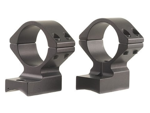 """Talley Lightweight 2-Piece Scope Mounts with Integral 1"""" Rings Winchester 70 Post-64 wi..."""