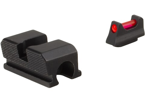 Trijicon Fiber Sight Set Walther P99, PPQ Fiber Optic Red, Green