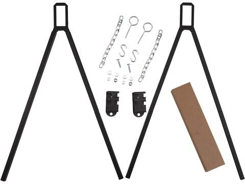 Allen Custom Target Systems Deluxe Gong Hanger Kit