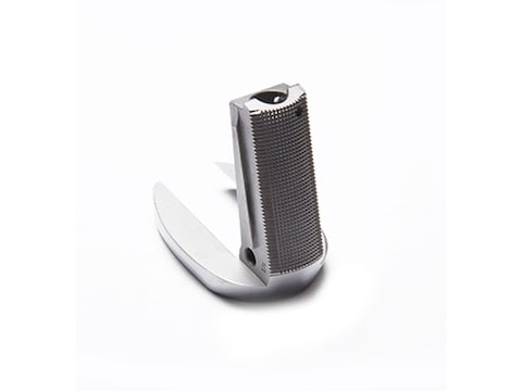 Wilson Combat Bullet Proof Mainspring Housing with Magazine Well One Piece 1911 Officer...