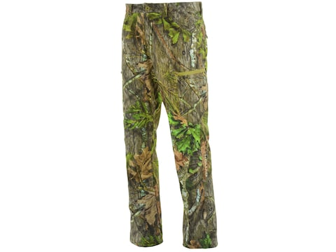 Nomad Men's Stretch-Lite Turkey Hunting Pants Polyester