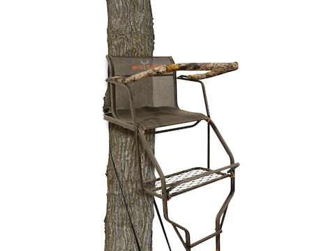 Big Game Riflemaster 1.5 Man Ladder Treestand 18.5'