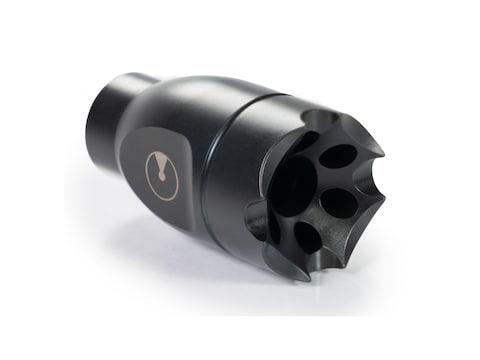 Ultradyne Athena AK Linear Compensator Muzzle Brake 7.62mm 14x1 LH Thread Stainless Ste...