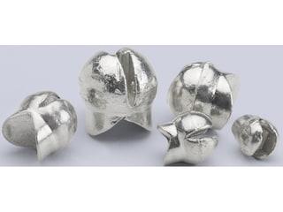 Bullet Weights Ultra Tin Reusable Split Shot #BB Tin Natural 48Pk