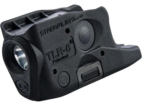 Streamlight TLR-6 Weapon Light LED Polymer Black