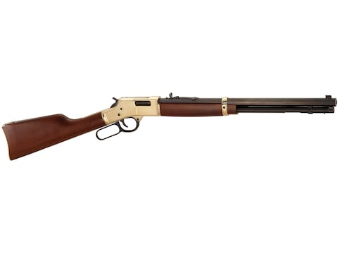 Henry Big Boy Lever Action Rifle Octagon Barrel Walnut
