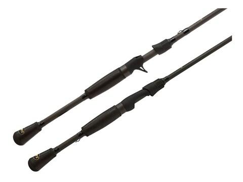 Lew's TP1 Black Casting Rod