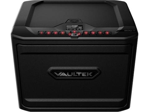 Vaultek MX Wi-Fi Series Biometric High Capacity Pistol Safe Black