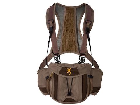 Browning Binocular Chest Pack Tan