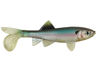 Berkley PowerBait Sick Fish 3 Swimbait Ghost Minnow