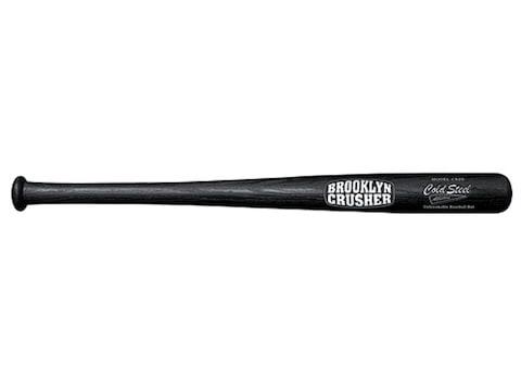 "Cold Steel Brooklyn Crusher Baseball Bat Impact Tool 29"" Polypropylene Black"
