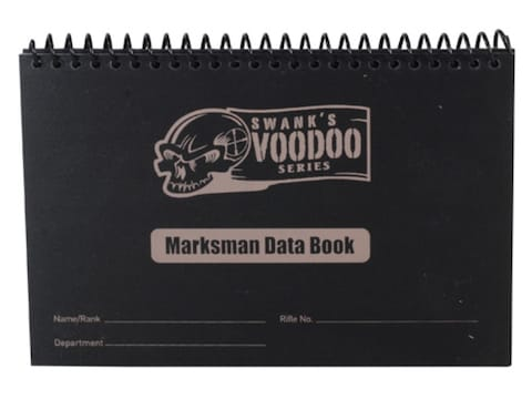 Voodoo Tactical Marksman Data Book