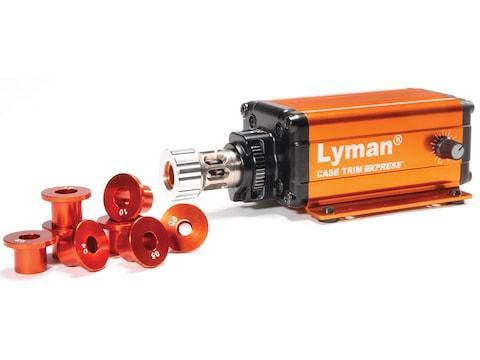 Lyman Brass Smith Case Trim Xpress Case Trimmer