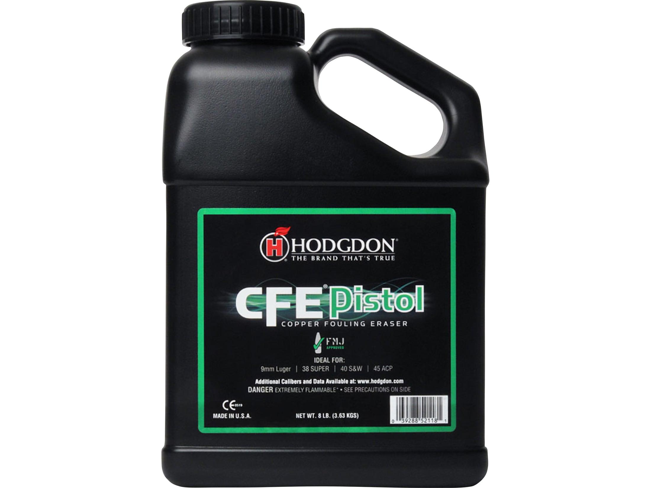 Hodgdon H110 Smokeless Gun Powder 8 lb
