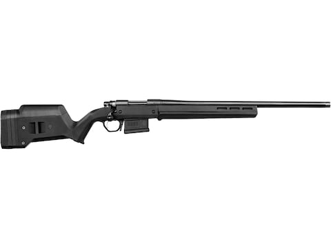 Remington 700 Magpul Rifle Heavy Barrel Black Matte Magpul Stock Black