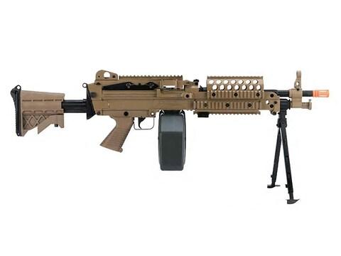 FN M249 MK46 AEG Airsoft Rifle
