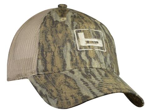 Banded Logo Trucker Cap