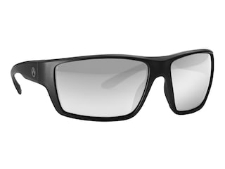 Magpul Terrain Polarized Sunglasses Black Frame/Gray Silver Mirror Lens